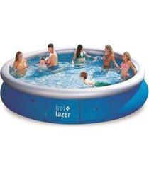 piscina inflável bel lazer 11000 litros
