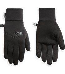 guante etip negro the north face