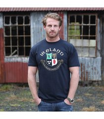 navy ireland 4 provinces t shirt navy large