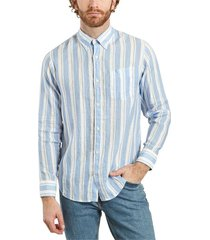 levon bd striped shirt