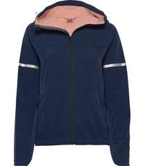eva jacket outerwear sport jackets blå kari traa