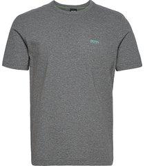 tee t-shirts short-sleeved grå boss
