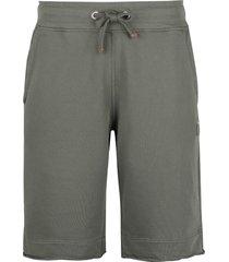 parajumpers colton logo detail cotton track-pants