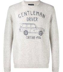 gentleman driver cortina 1986 mans sweater