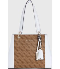 cartera kamryn blanco guess