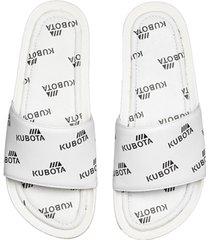 klapki kubota premium white easy