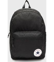 mochila go backpack negro converse