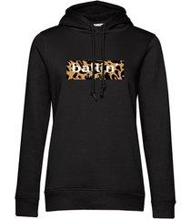 sweater ballin est. 2013 panter block hoodie