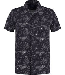 amsterdenim overhemd am2101-402 douwe hawaii