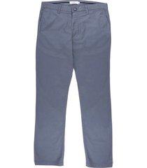 pantalón casual 340 con pierna justa slim fit para hombres 02263