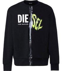 sweater diesel a00305 0kasl