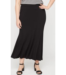 anywear maxi swing skirt