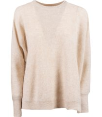 brunello cucinelli rib knit sweater