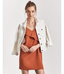 vestido marrón desiderata