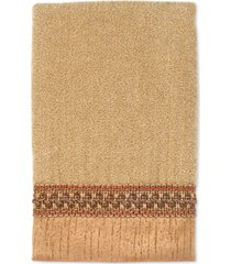 "avanti ""braided cuff"" hand towel, 16x28"" bedding"