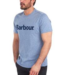 barbour men's logo cotton t-shirt