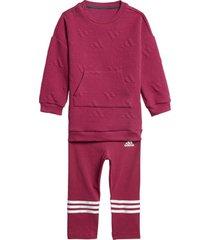 trainingspak adidas winter jurk set