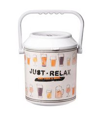 cooler relax 24 latas - home style