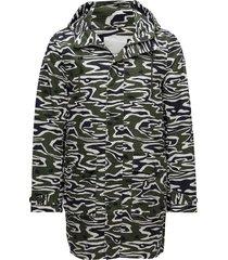 duvall jacket 9452 dun jack groen samsøe samsøe