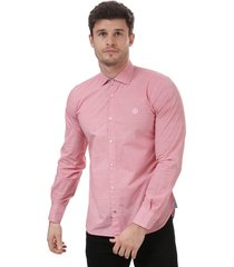 mens slim fancy cotton shirt