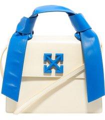 off-white 2.8 jitney shoulder bag