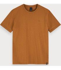 scotch & soda t-shirt van katoenen jersey