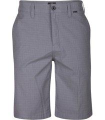 "hurley men's turner walk 10.5"" shorts"