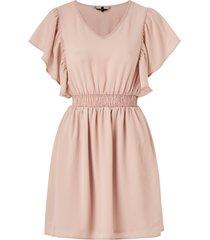 klänning vmasha ss frill dress