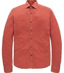 long sleeve shirt garment dyed