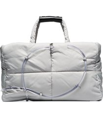 a-cold-wall* padded tote bag - grey