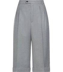 saint laurent cropped pants