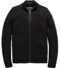 vanguard zip jacket cotton polyamide vkc207380/9139