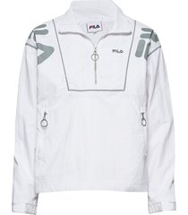 women mab anorak outerwear jackets anoraks wit fila