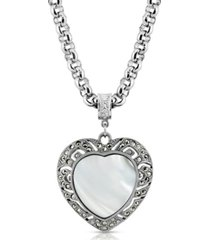 2028 heart necklace