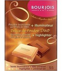 bronzant délice de poudre bourjois 55. bronz/iluminador