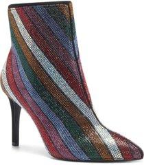 inc women's ingra bling booties, created for macy's women's shoes