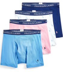 polo ralph lauren men's 3+1 bonus boxer brief