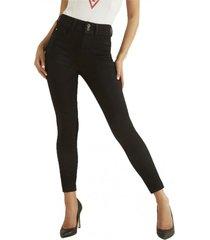 jeans shape up ribk negro guess