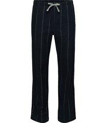 pajama pants mjukisbyxor blå gap