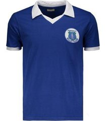 camisa everton 1978 retrô masculina
