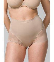 shapewear luna sculpt splendida hoge taille mesh afslankingslip 26 cm