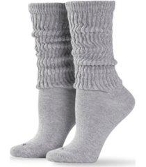 hue women's slouch crew socks