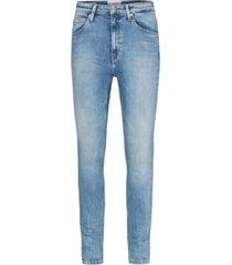 ckj 010 high rise skinny jeans azul calvin klein