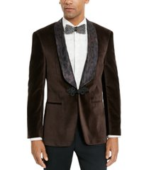 tallia men's velvet dinner jacket