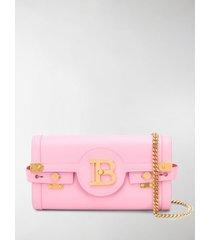 balmain b-buzz 23 clutch bag