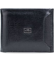 billetera porta billetes con tarjetero e negro etna millenium