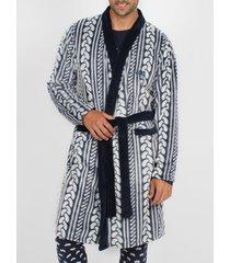 pyjama's / nachthemden admas for men badjas hangslot adma's