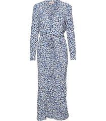 maddie maxi dress galajurk wit custommade