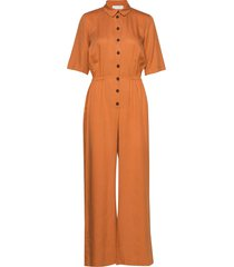 debora jumpsuit jumpsuit orange storm & marie