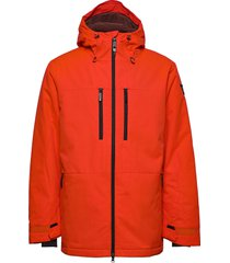 pm phased jacket outerwear sport jackets röd o'neill